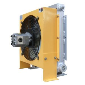 hydraulic motor coolers