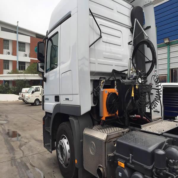 Hydraulic Oil Radiator for Truck